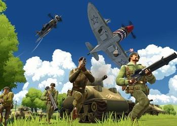 Снимок экрана Battlefield Heroes
