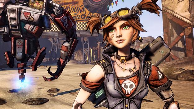 Создатели Borderlands 2 работают над свежим добавлением к игре