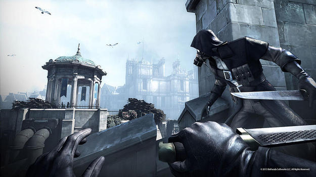 Bethesda позволит игрокам попробовать свои силы в качестве ассасинов Дауда в новом добавлении Dishonored