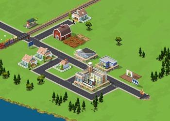 Снимок экрана CityVille