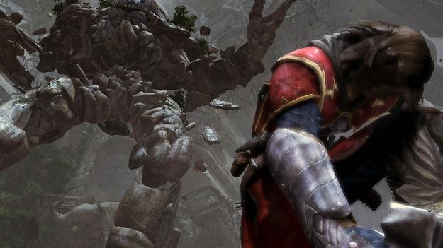 Konami планирует выпустить РС версию игры Castlevania: Lords of Shadow