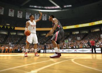 Снимок экрана NCAA Basketball 10