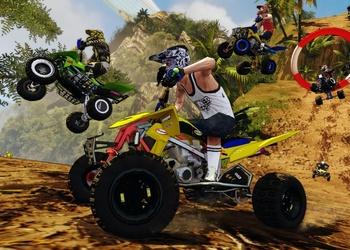Скриншот Mad Riders