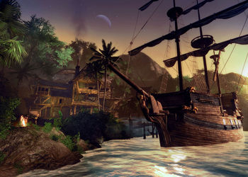 Снимок экрана Risen 2: Dark Waters