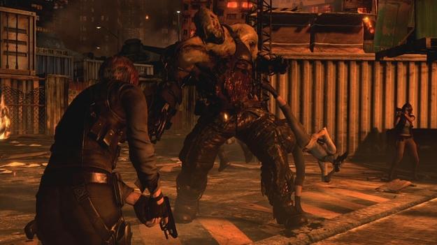 Capcom делает свежий апгрейд к игре Resident Evil 6 на следующей неделе