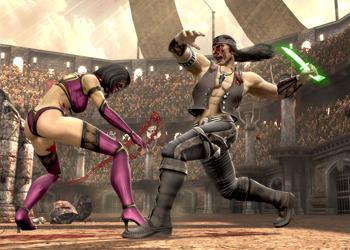Снимок экрана Mortal Kombat