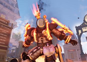 Снимок экрана BioShock Infinite