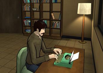 Снимок экрана The Novelist