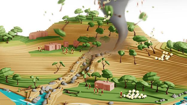 22 Cans произвела видео макета игры Godus