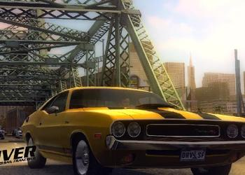 Снимок экрана Driver: San Francisco