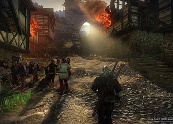 Снимок экрана Ведьмак 2: Убийцы Правителей