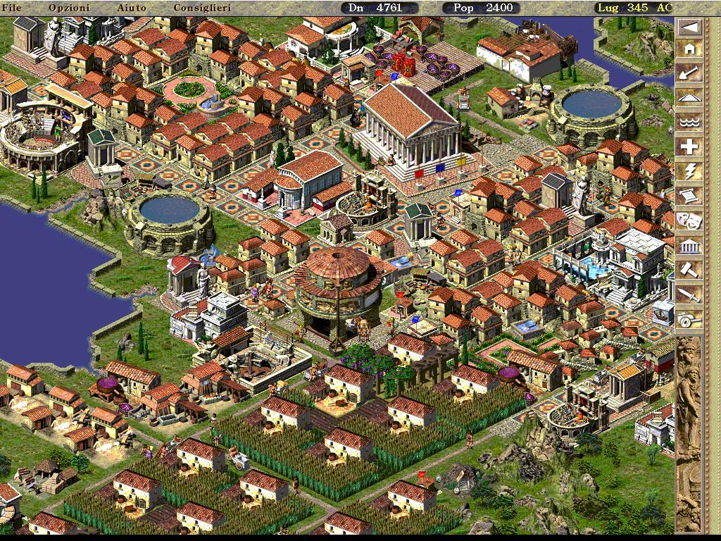 Галерея игры Caesar III :: Все изображения.