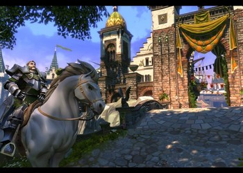 Скриншот Kingdoms of Amalur: Project Copernicus