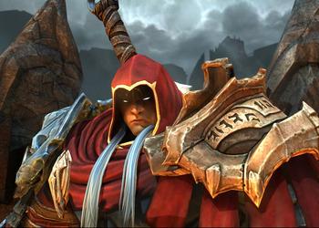 Снимок экрана Darksiders