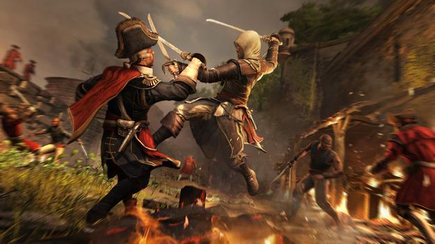 Ubisoft провела большое количество исследовательских работ, чтобы сделать историю игры Assassin'с Creed IV: White Flag реальной