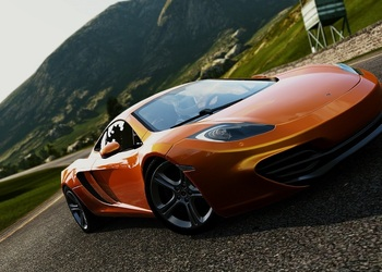 Снимок экрана Project CARS