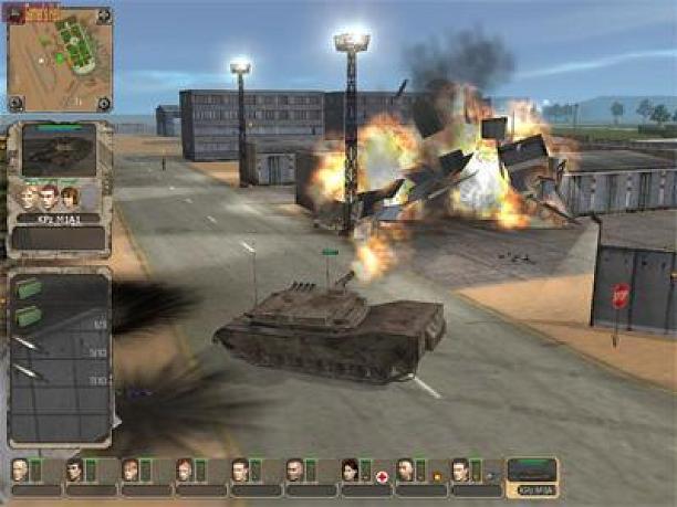 Галерея игры Soldiers of Anarchy :: Все изображения.