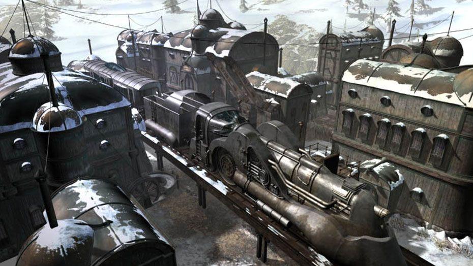 Компания Electronic Arts начала бесплатную раздачу игры Syberia 2