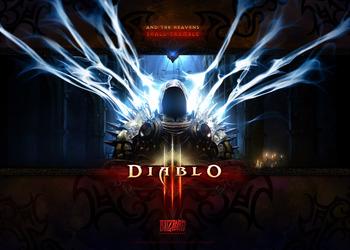 Обои Diablo III