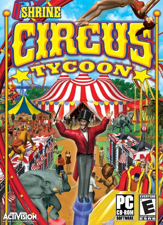 Shrine: Circus Tycoon - патчи, руссификаторы, прохождение, моды, демо-верси