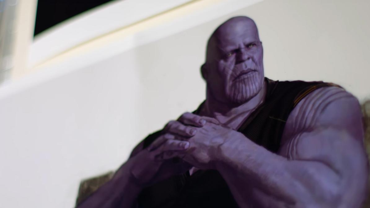 Первые кадры фильма «Мстители: вражда бесконечности» показали вновом видео