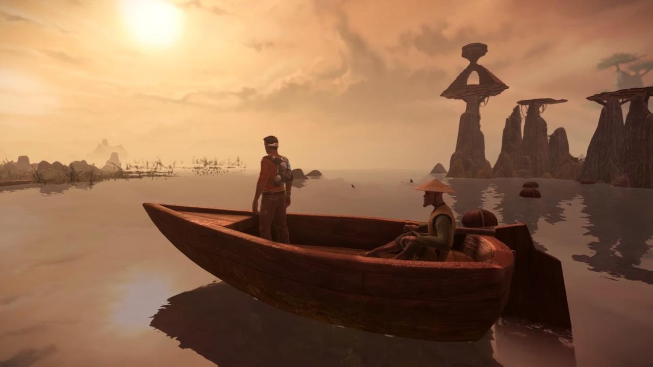 Опубликован новый трейлер с открытым миром игры Outcast: Second Contact