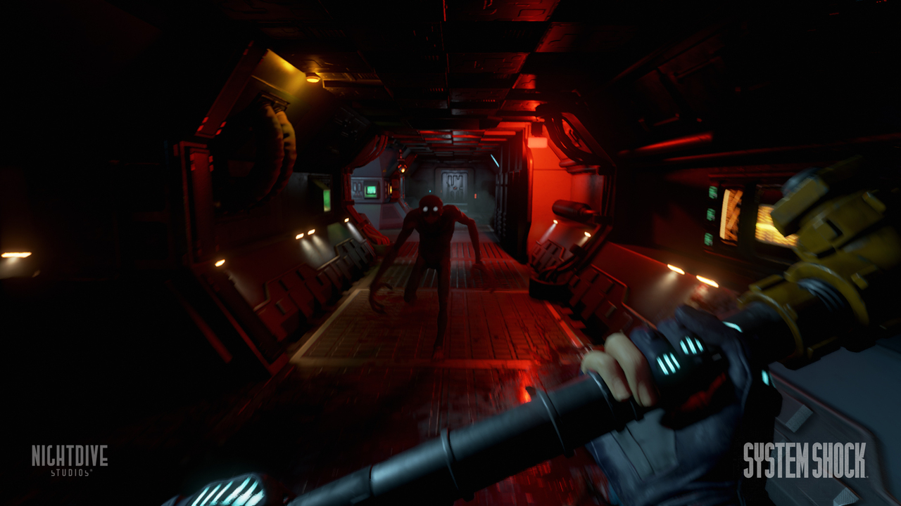 System Shock Remake сменила движок на Unreal Engine 4