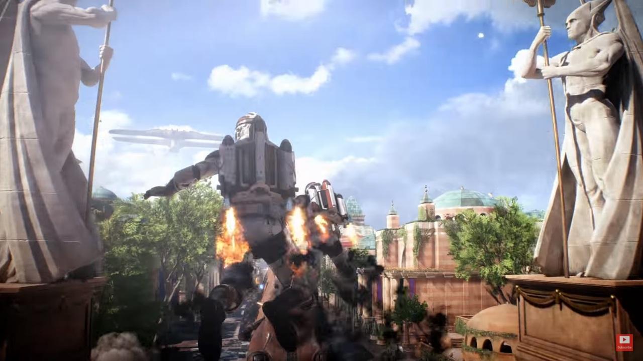 Джон Бойега поведал отом, что такое Star Wars Battlefront 2