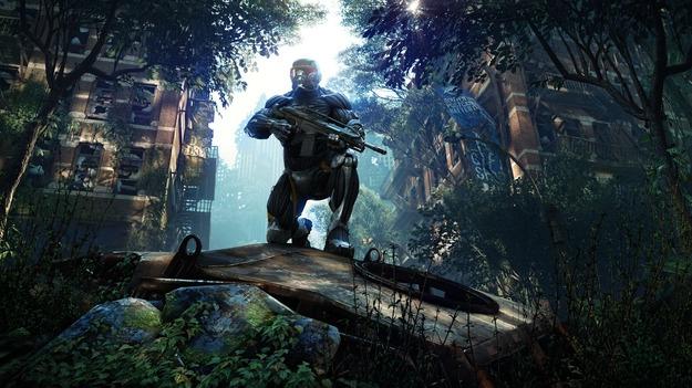 ЕА подтвердила существование игры Crysis 3