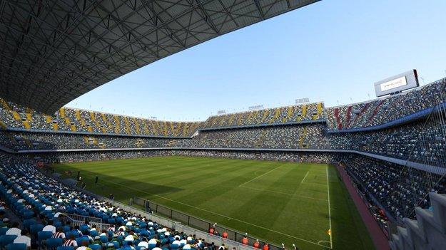 В игре PES 2013 оживут даже трибуны стадионов