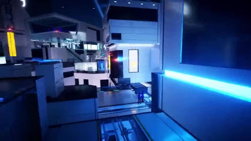 Mirror's Edge: Catalyst - Движения
