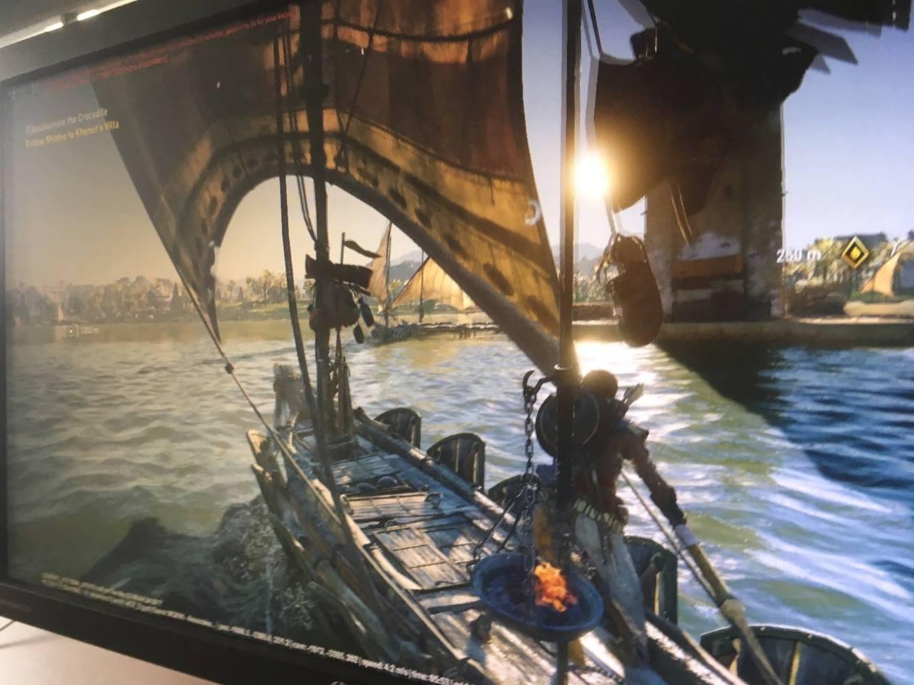 Вглобальной сети появился 1-ый снимок экрана свежей части Assassin's Creed