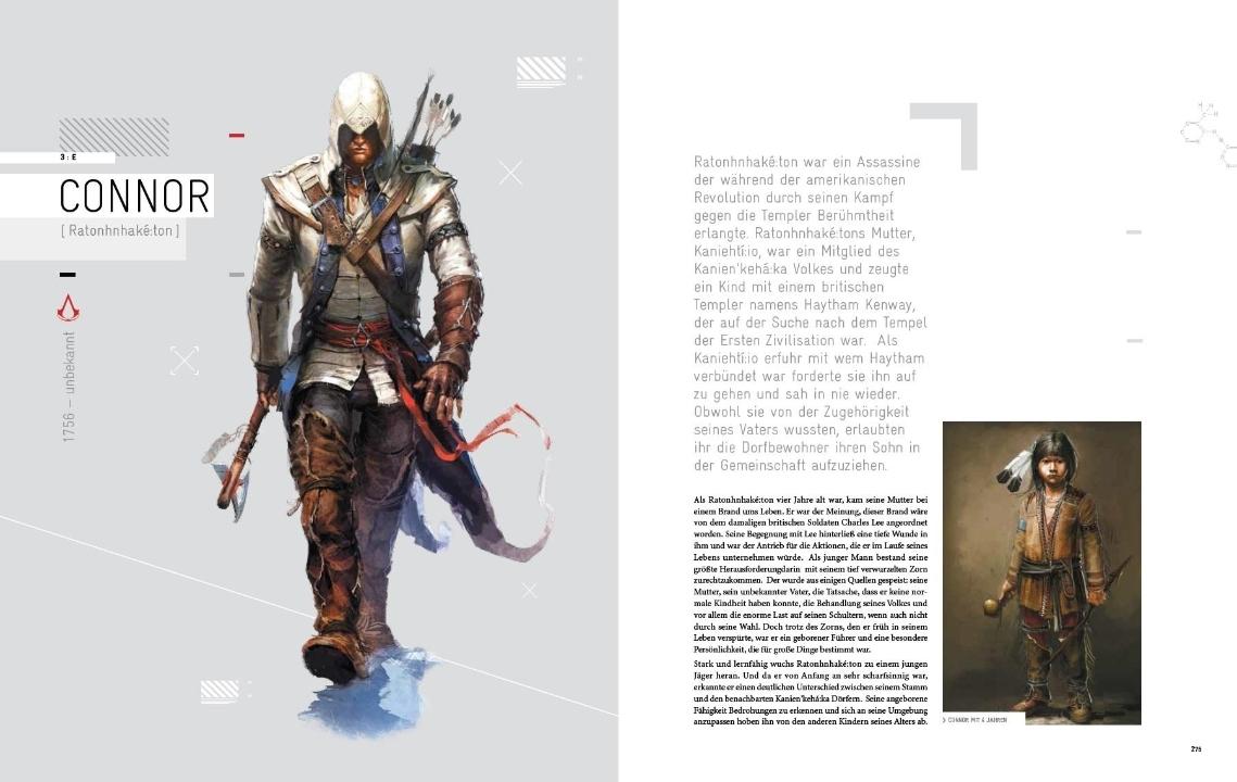 Свежее издание энциклопедии по серии игр Assassin'с Creed  в букинистических супермаркетах