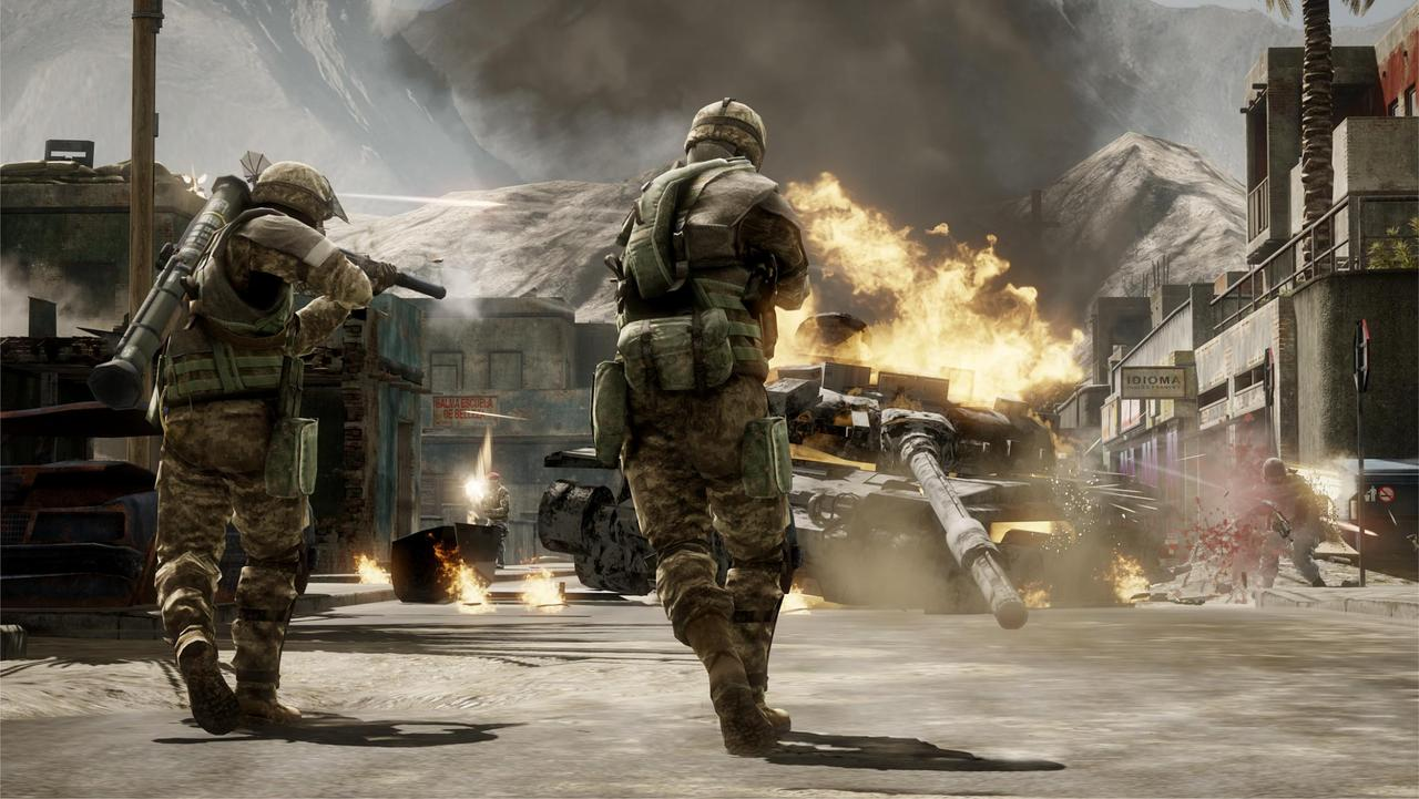 Игру Battlefield 4 представят 26 марта