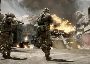 Снимок экрана Battlefield