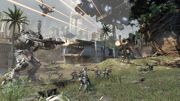 Создатели Titanfall сообщили об характерных чертах собственной игры