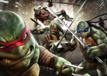 Концепт-арт Teenage Mutant Ninja Turtles: Out of the Shadows