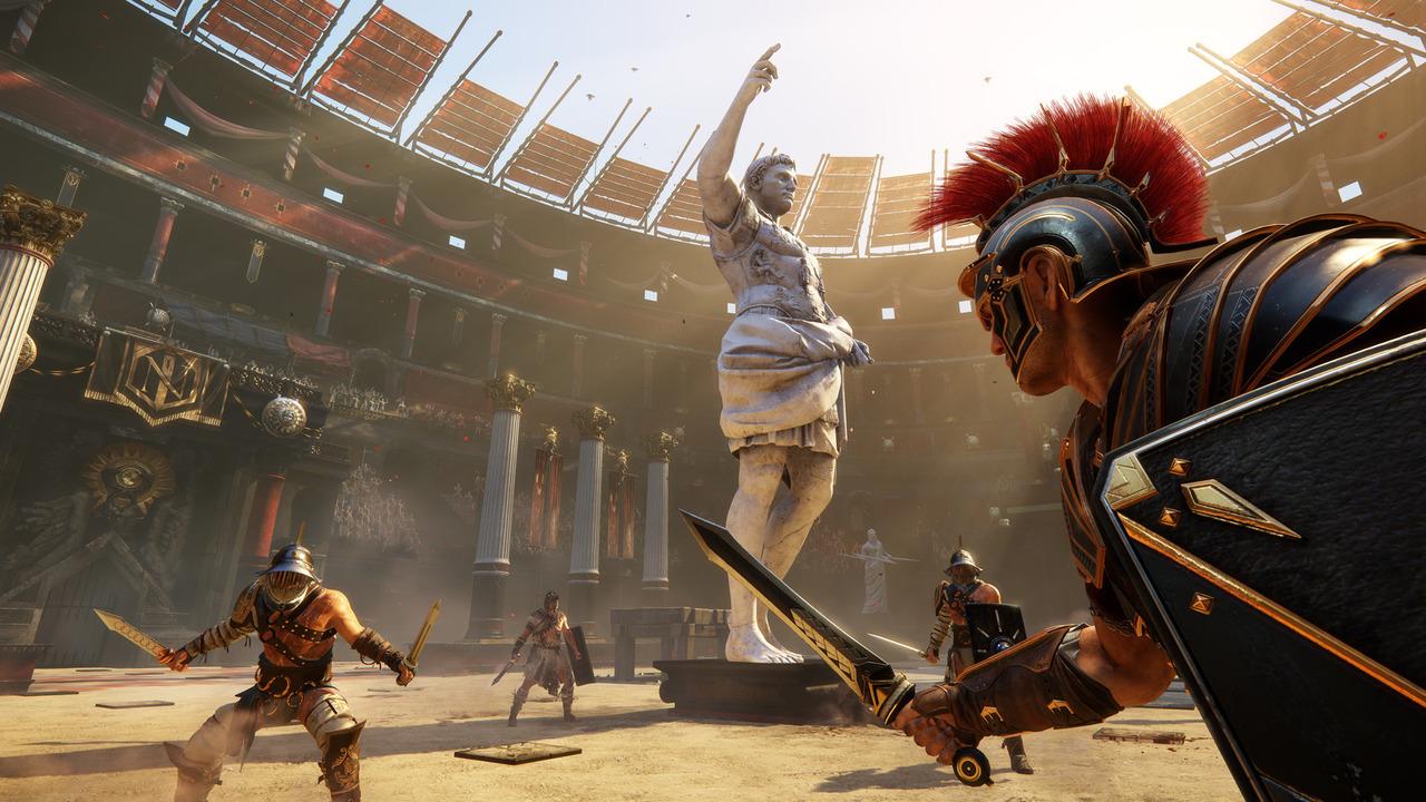 Ryse: Son of Rome [Update 3] (2014) PC | RePack от R.G. Механики - Скриншот 1