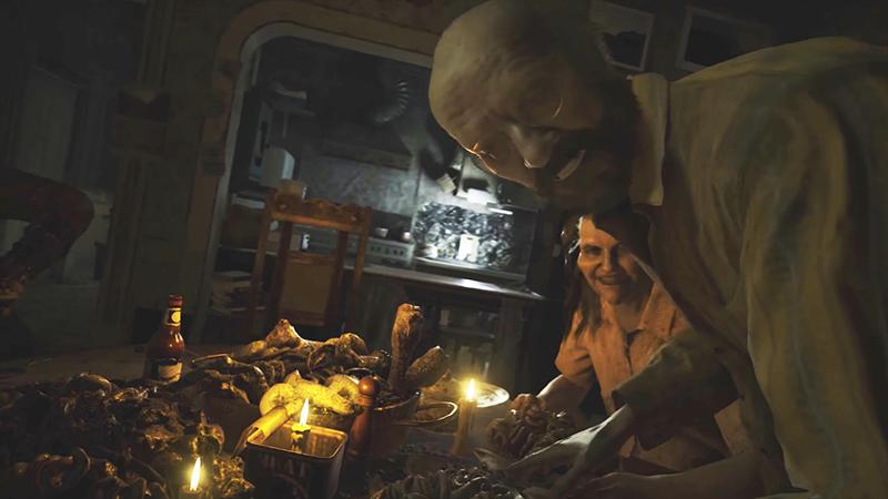 Обновление демоверсии, новый трейлер искриншоты Resident Evil 7