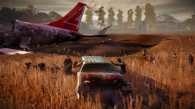 Создатели State of Decay произвели обновленный трайлер геймплея игры