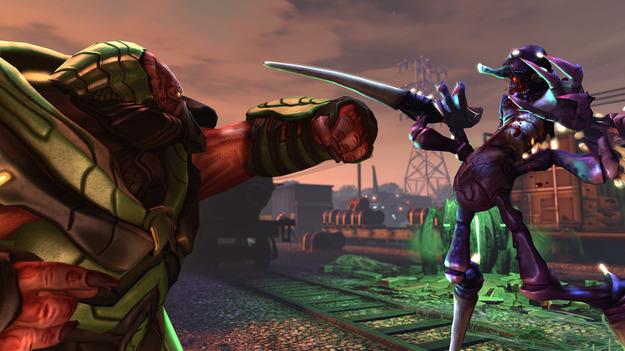 Разработчики игры XCOM черпали вдохновение из картин «Люди в Черном» и «Секретные Материалы»