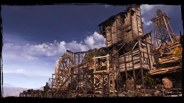 Ubisoft произвела трайлер геймплея игры Call of Juarez: Gunslinger