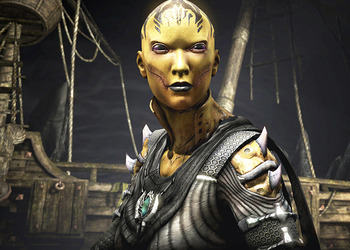 Снимок экрана Mortal Kombat X