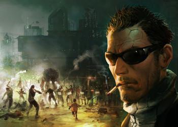 Концепт-арт Deus Ex