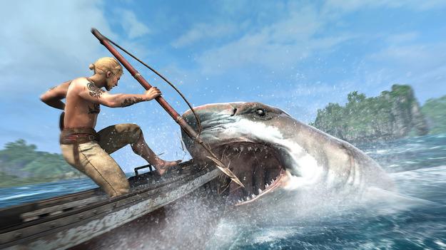 Создатели Assassin'с Creed IV: White Flag приняли решение тронуть тематику рабства в собственной игре