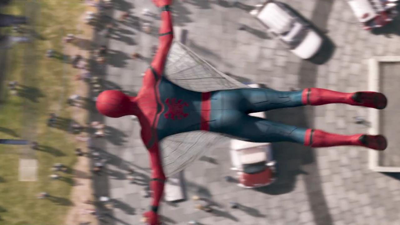 Вышел 1-ый трейлер фильма «Человек-паук: Возвращение домой»