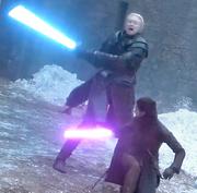 Героев «Игры престолов» превратили на джедаев со световыми мечами изо «Звездных войн» во новом видео