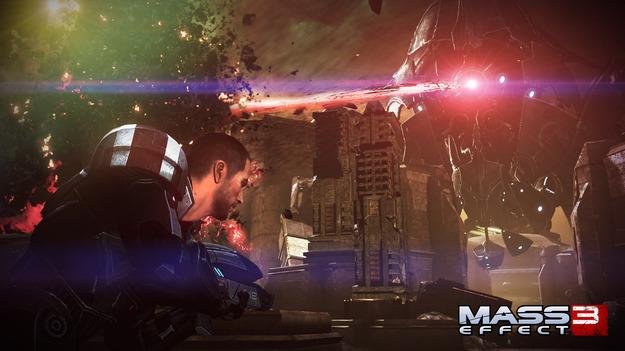 Cценарист Mass Effect и Mass Effect 2 сообщил о вероятных других концовках трилогии