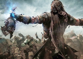 Снимок экрана Middle-earth: Shadow of Mordor
