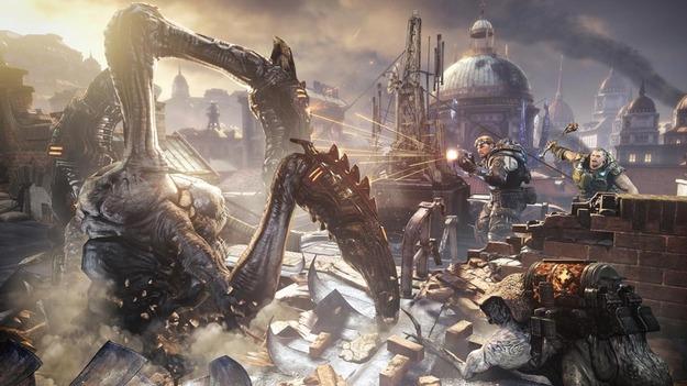 Разработчики Gears of War: Judgment показали новый режим в игре